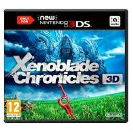 NINTENDO XENOBLADE CHRONICLES 3DS