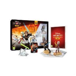 NINTENDO WII U DISNEY INF 3 STAR WARS PACK