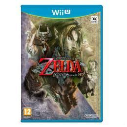 NINTENDO WII U ZELDA TWILIGHT PRINCESS