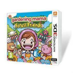 NINTENDO 3DS GARDENING MAMA  FOREST FRIENDS