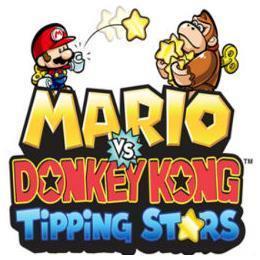 NINTENDO 3DS MARIO VS DONKEY KONG TIPPING