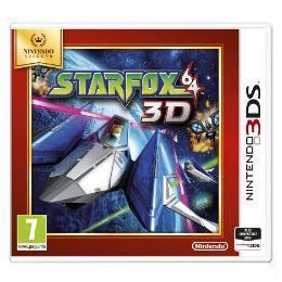 NINTENDO 3DS SELECTS STARFOX 64
