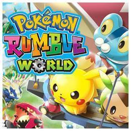 NINTENDO POKEMON 3DS RUMBLE WORLD