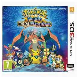 NINTENDO 3DS POKEMON MYSTERY DUNGEON