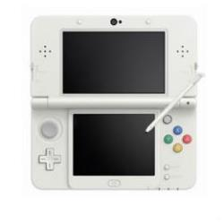 NINTENDO NEW 3DS BLANCO
