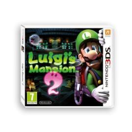 NINTENDO 3DS LUIGIS MANSION 2