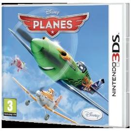 NINTENDO 3DS PLANES