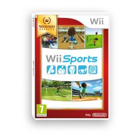 WII NINTENDO SELECTS WII SPORTS