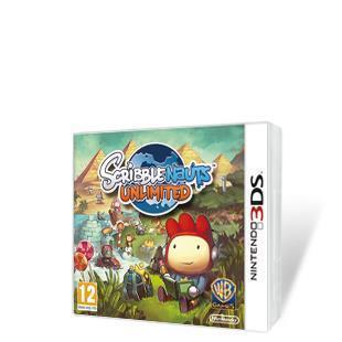 NINTENDO 3DS SCRIBBLENAUTS UNLIMITED