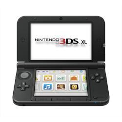 NINTENDO 3DS XL NEGRO Y ROJO