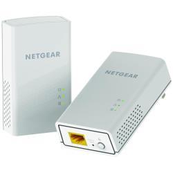 NETGEAR 2PT GIGABIT PWLINE 1200 BUNDLE