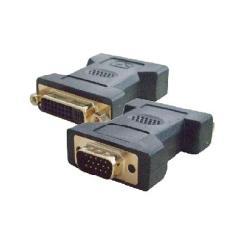 NILOX ADAPTADOR DVI BLISTER 202 F/ VGA M