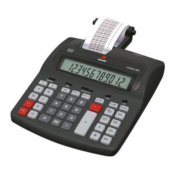 Olivetti Summa 303 - calculadora impresora