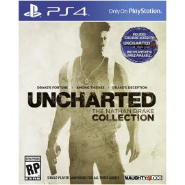 SONY UNCHARTED COLLECTION/SPA PS4