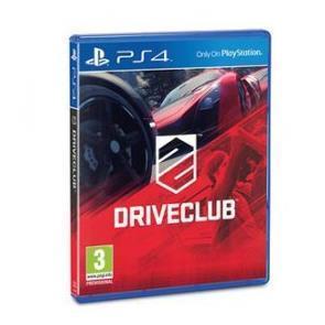 SONY PS4 DRIVE CLUB