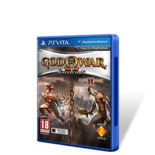 SONY PS VITA GOD OF WAR COLLECTION
