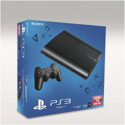SONY PS3 CONSOLA PLAYSTATION 3 12 GB