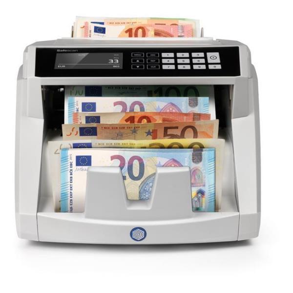 Safescan 2465-S - contador de billetes