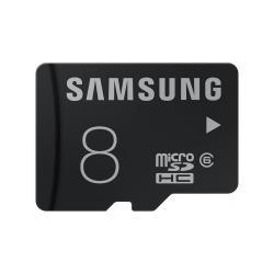 SAMSUNG MICROSD SIN ADAPTADOR BASIC8GB