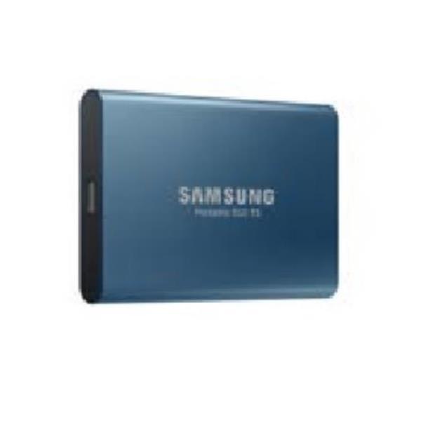 Samsung Portable SSD T5 MU-PA500 - unidad en estado sólido - 500 GB - USB 3.1 Gen 2