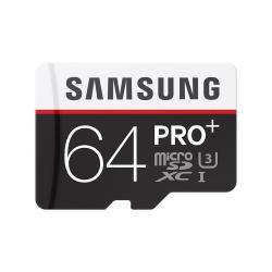 SAMSUNG MICROSD CON ADAPTADOR PROP 64GB
