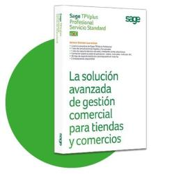 SAGE SP FACTURAPLUS + MODULO DE TICKETS FLEX( EX-TPVPLUS PRO FLEX