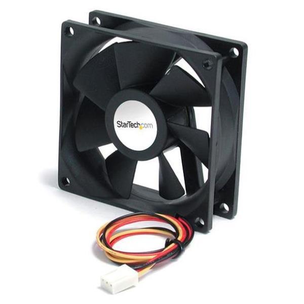 StarTech.com Ventilador Fan para Chasis Caja de Ordenador PC Torre  - 60x20mm - Conector TX3 kit de ventilador del sistema