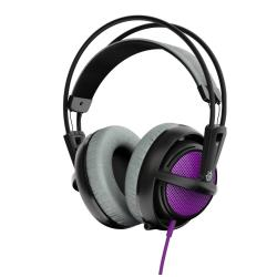 STEELSERIES SIBERIA 200 SAKURA PURPURA