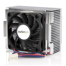 StarTech.com Ventilador Fan Disipador para CPU Procesador Pentium 4  Socket 478 - Conector TX3 disipador para procesador