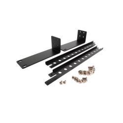 StarTech.com Soportes de rack 1U para conmutador KVM (serie SV431) - kit de abrazaderas para bastidor - 1U