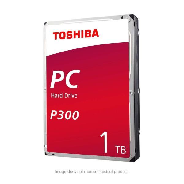 Toshiba P300 - disco duro - 1 TB - SATA 6Gb/s
