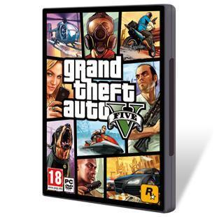 VIDEOJUEGOS MULTIMARCA PC GRAND THEFT AUTO V