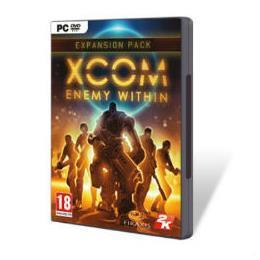 TAKE TWO INTERACTIVE PC XCOM  ENEMY WITHIN