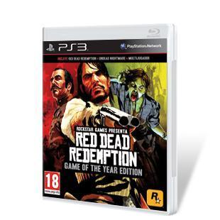 TAKE TWO INTERACTIVE PS3 RED DEAD REDEMPTION GOTY