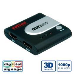 NILOX SPLITTER HDMI 1 2