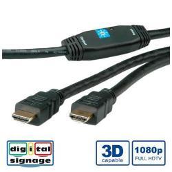 NILOX CABLE HDMI HS DA 30MT CON RIPET