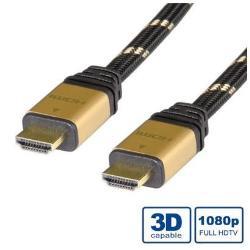 NILOX CAVO HDMI MT. 5 GOLD