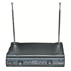 NILOX RADIOMICROFONO VHF 2 MICROFONI