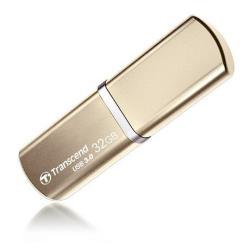 TRANSCEND 32GB JETFLASH 820  GOLD PLATING