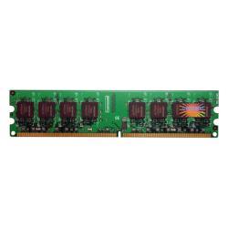 TRANSCEND 1GB 128MX64 DDR2-800 CL5 SINGLESIDE