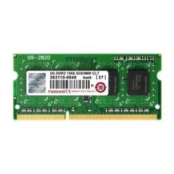 TRANSCEND 256MX64 DDR3-1066 CL7