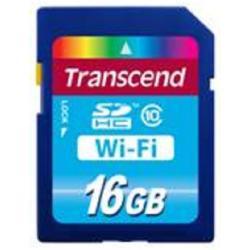 TRANSCEND 16GB SDHC(CLASE 10) WIFI