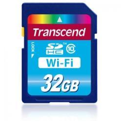TRANSCEND 32GB WIFI SD CARD CLASS 10