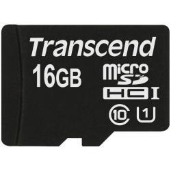 TRANSCEND 16GB MICROSDHC CLASS10 BULK