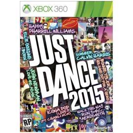 UBISOFT XBOX 360 JUST DANCE 2015