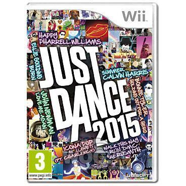 UBISOFT WII JUST DANCE 2015