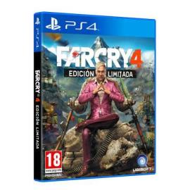 UBISOFT PS4 FAR CRY 4 LIMITED EDITION