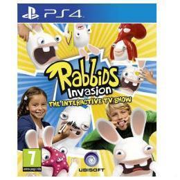 UBISOFT PS4 RABBIDS INVASION
