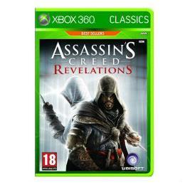 UBISOFT ASSASSINS CREED REVEL CLASS BS X360