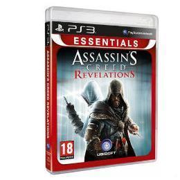 UBISOFT PS3 ASSASSINS CREED REVELATIONS ESS